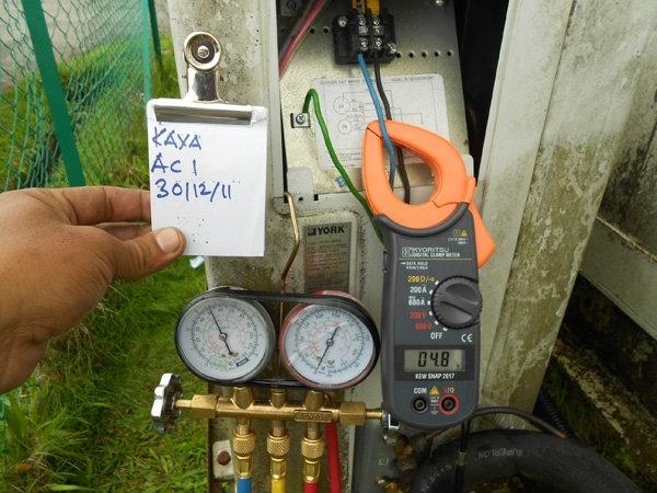 air-cond checking 冷气服务   Service, Repair, Installation | PERKHIDMATAN HUP YAT