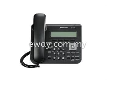 KX-UT113 Panasonic IP Phone Set Panasonic IP Phone System PANASONIC INTERCOM SYSTEM Seri Kembangan, Selangor, Kuala Lumpur, KL, Malaysia. Supply, Supplier, Suppliers   e Way Solutions Enterprise