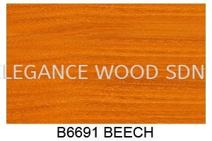 B6691 BEECH WOOD STAIN Johor Bahru (JB), Malaysia, Singapore, Gelang Patah Supplier, Manufacturer, Installation, Supply   TP Elegance Wood Sdn Bhd