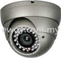 AHD 1.3MP CCTV IR Dome Camera  Full HD CCTV Camera CCTV SYSTEM Seri Kembangan, Selangor, Kuala Lumpur, KL, Malaysia. Supply, Supplier, Suppliers | e Way Solutions Enterprise