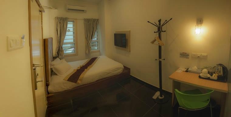 Superior Queen (110 sqft) Queen Skudai, Sutera Utama, Johor Bahru (JB)  | Avantgarde Hotel Sdn Bhd