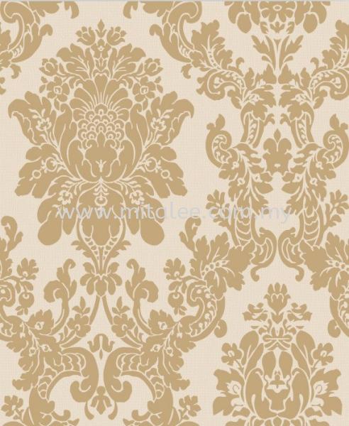 DB5-5201 DANUBE RIVER Wallpaper-Velvet 2 (NEW, HOT) Johor Bahru JB Malaysia Kuala Lumpur KL Supplier, Supply | Mitalee Carpet & Furnishing Sdn Bhd