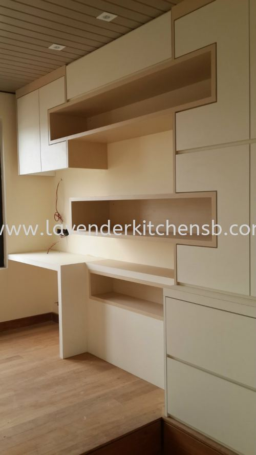 Study & Dressing Table Cabinet