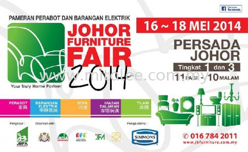 JOHOR FURNITURE FAIR 2014