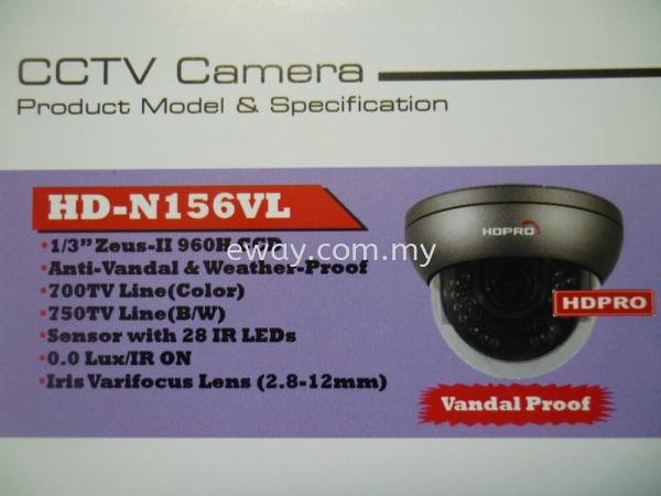 FULL HD CCTV Anti Vandal Indoor & Weather Proof Dome Camera Full HD CCTV Camera CCTV SYSTEM Seri Kembangan, Selangor, Kuala Lumpur, KL, Malaysia. Supply, Supplier, Suppliers | e Way Solutions Enterprise