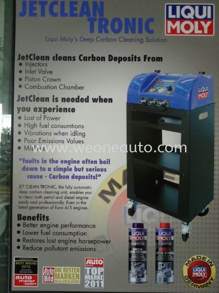 LIQUI MOLY JetClean Tronic Car Accessories and Car Wash in JB Johor Bahru (JB), Johor, Malaysia Supplier, Suppliers, Supply, Supplies | We One Auto Station Sdn Bhd