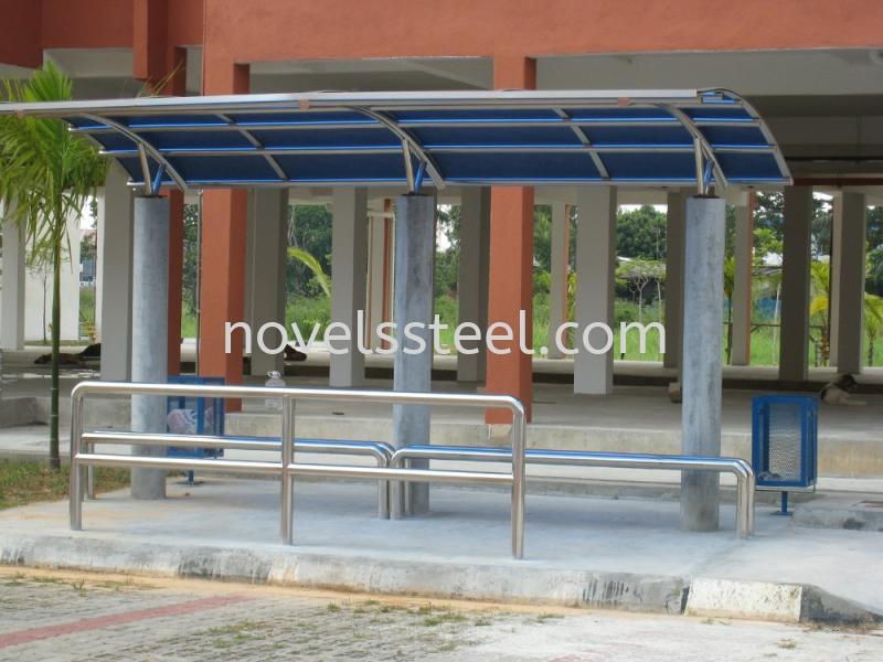 Stainless Steel Skyline 019 Stainless Steel Skyline Johor Bahru(JB), Malaysia. Manufacturer, Design, Supplies, Supplier | Novel Excellence Sdn Bhd