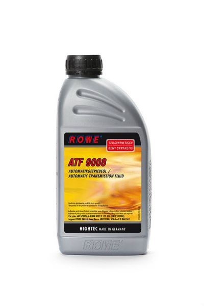 HIGHTEC ATF 9008 Automatic Transmission Fluids (ATF) Gear Oils, Central Hydraulic. and Steering Fluids Petaling Jaya (PJ), Selangor, Malaysia. Suppliers, Supplies, Supplier, Supply | Racing Tech Lubricants Sdn Bhd