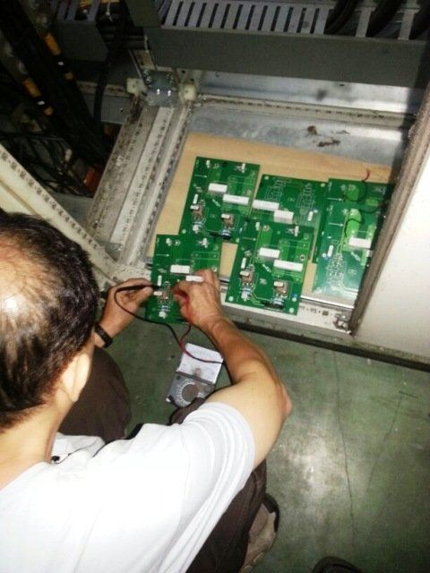 PARKER SSD EUROTHERM DRIVES 590+ SERIES 591P/1200/500 1200 AMP 2 Q ONSITE REPAIR MALAYSIA INDONESIA SINGAPORE BRUNEI