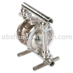 FDA Air Operated Double Diaphragm Pump Diaphragm Pump Sanitary Flow Equipment Selangor, Malaysia, Penang, Johor Bahru (JB), Shah Alam Supplier, Service, Suppliers, Supplies | ABS Engineering & Trading Sdn Bhd