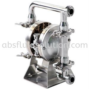 EHEDG HygienicDiaphragm Pump Diaphragm Pump Sanitary Flow Equipment Selangor, Malaysia, Penang, Johor Bahru (JB), Shah Alam Supplier, Service, Suppliers, Supplies | ABS Engineering & Trading Sdn Bhd