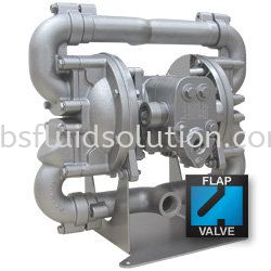 X25 Metallic Flap Valve Pump
