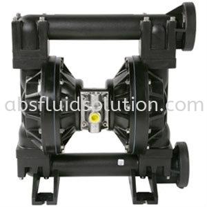 B50 Non-Metallic  Air Operated Double Diaphragm Pump