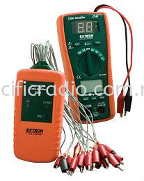 Extech Cable Testers  - CT40 EXTECH Cable Tester Malaysia, Kuala Lumpur, KL, Singapore. Supplier, Suppliers, Supplies, Supply | Pacific Radio (M) Sdn Bhd