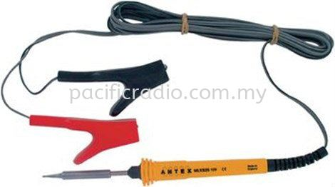 Antex Standard Soldering Irons - MLXS12 ANTEX Soldering Irons and Switches Malaysia, Kuala Lumpur, KL, Singapore. Supplier, Suppliers, Supplies, Supply | Pacific Radio (M) Sdn Bhd