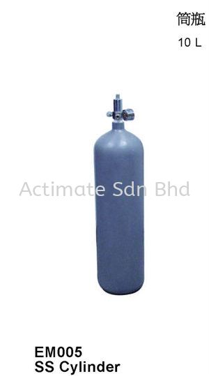 SS Cylinder 10L Argon Malaysia, Puchong, Selangor. Suppliers, Supplies, Supplier, Supply, Manufacturer | Actimate Sdn Bhd