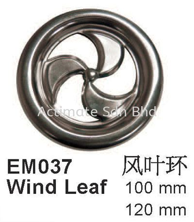 Wind Leaf Ornaments Stainless Steel Accessories Malaysia, Puchong, Selangor. Suppliers, Supplies, Supplier, Supply, Manufacturer | Actimate Sdn Bhd