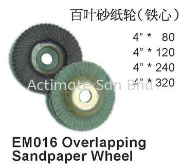 Overlapping Sandpaper Waheel Polishers Malaysia, Puchong, Selangor. Suppliers, Supplies, Supplier, Supply, Manufacturer | Actimate Sdn Bhd