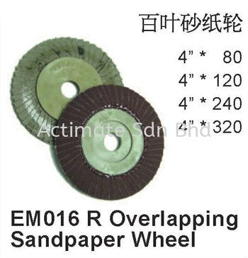 Oveelapping Sandpaper Wheel Polishers Malaysia, Puchong, Selangor. Suppliers, Supplies, Supplier, Supply, Manufacturer | Actimate Sdn Bhd