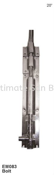 Bolt Locks / Bolts Stainless Steel Accessories Malaysia, Puchong, Selangor. Suppliers, Supplies, Supplier, Supply, Manufacturer | Actimate Sdn Bhd