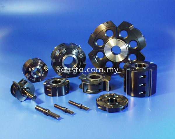 Insert Type Tools for Woodworking Wood Working Industries Johor Bahru (JB), Malaysia Sharpening, Regrinding, Turning, Milling Services | Sousta Cutters Sdn Bhd