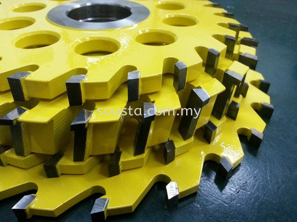 Profile cutters for Aluminium Industry Aluminium Industry Johor Bahru (JB), Malaysia Sharpening, Regrinding, Turning, Milling Services   Sousta Cutters Sdn Bhd