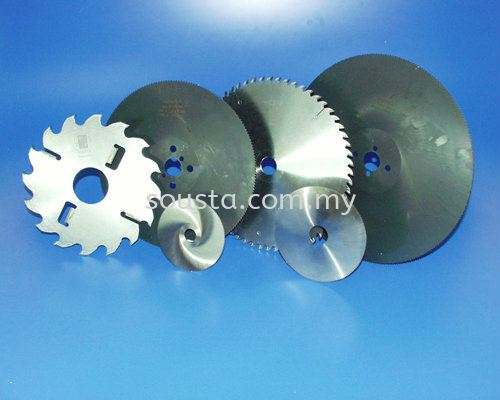 Saw Blades for Various Industry 其它   Sharpening, Regrinding, Turning, Milling Services   Sousta Cutters Sdn Bhd