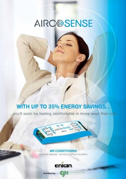 Aircosense brochure Air Conditioning Kuala Lumpur, KL, Malaysia Manufacturer, Supplier, Supply | EcoGreen Hub