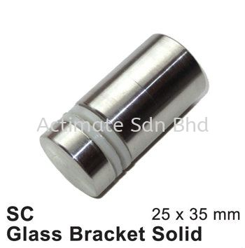 SC Glass Bracket Solid Glass Bracket Malaysia, Puchong, Selangor. Suppliers, Supplies, Supplier, Supply, Manufacturer | Actimate Sdn Bhd