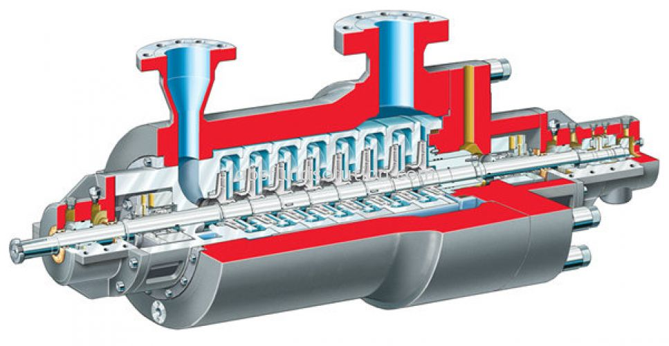 Hydraulic Decoking Systems Jet Pump