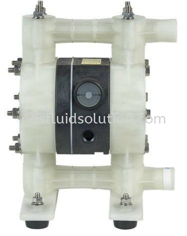 Plastic Air Operated Double Diaphragm Pumps