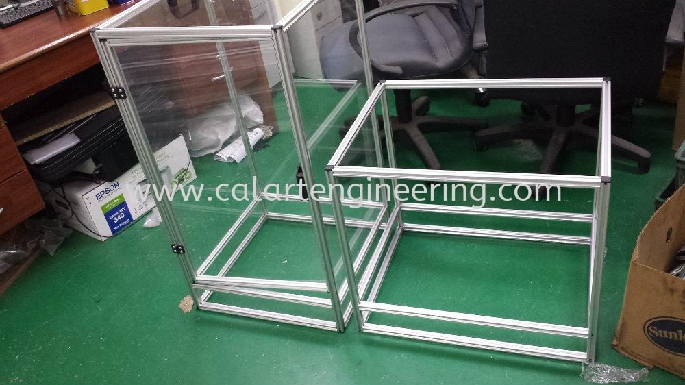 Aluminium Machine Frame