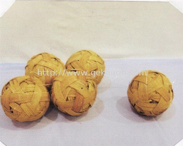 BT 003 - TAKRAW BALL (3 LAYER) Sporting Equipment  Johor, Malaysia, Kuala Lumpur (KL), Selangor, Melaka Supplier, Manufacturer, Wholesaler, Supply   GEK GUAN RATTAN FURNITURE (M) SDN BHD