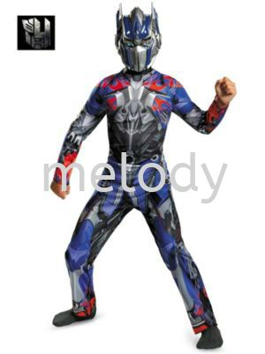 Transformers Kid Costume M379- 1010 1102