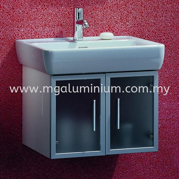 Aluminium Bathroom Cabinet Johor Bahru (JB), Johor. Design, Installation, Supply | MG Aluminium & Glass Works