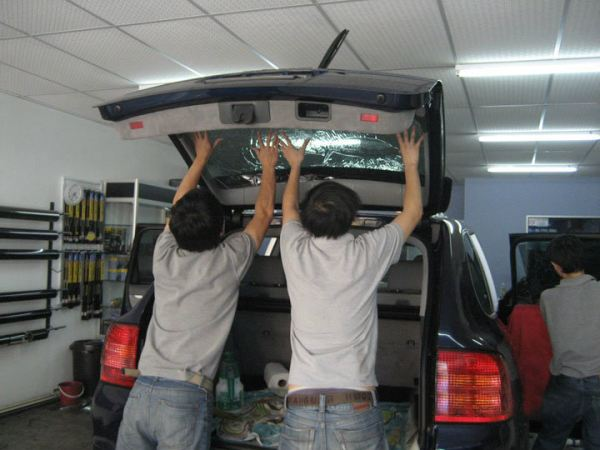 Car Tinted US Safety Film Car Tinted Kuala Lumpur (KL), Selangor, Malaysia. Installation, Supplier, Specialist | Savgard Windscreen & Tint Specialist