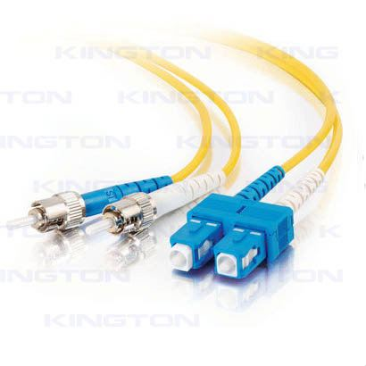 SC-ST 9/125UM Fiber Optic Patch Cord DUPLEX  3MTR Fiber Optic Patch Cord Fiber Optic Components Johor Bahru (JB), Malaysia Suppliers, Supplies, Supplier, Supply | HTI SOLUTIONS SDN BHD