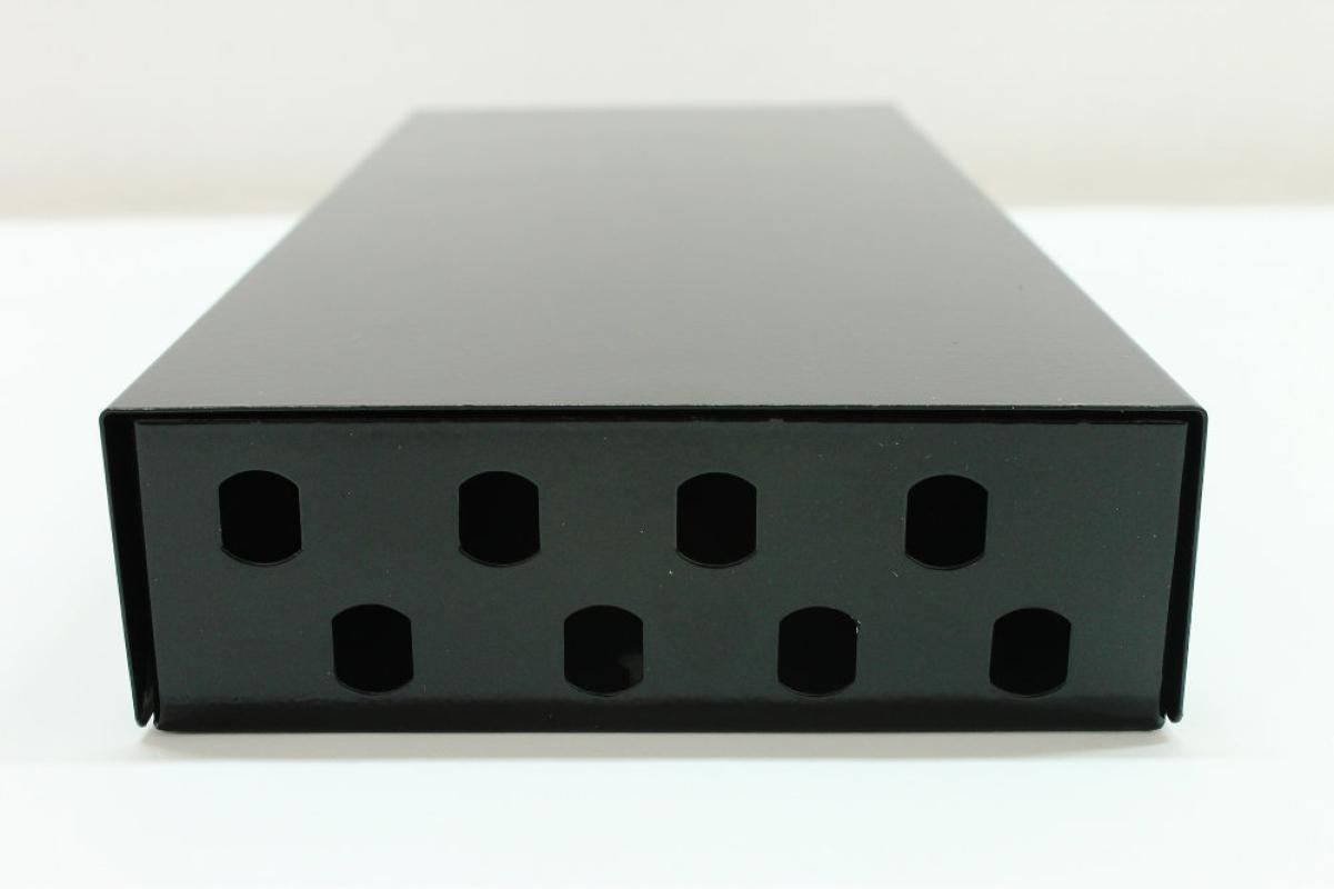 ST/FC-SIMPLEX PATCH PANEL 8PORT (LIU BOX)