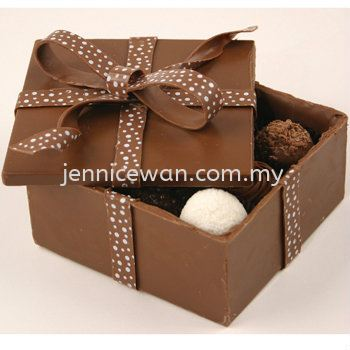 Chocolate Box Chocolate Box Packaging Products Alor Setar, Kedah, Kangar, Perlis, Langkawi, Malaysia. Wholesaler, Supplier, Retailer, One-stop | Yumi Food Ingredient Mart