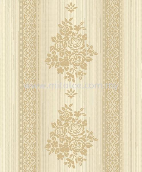 PH20311 Austrian Prince 6 Wallpaper-Velvet Johor Bahru (JB), Malaysia, Kuala Lumpur (KL), Selangor, Melaka Supplier, Supply | Mitalee Carpet & Furnishing Sdn Bhd
