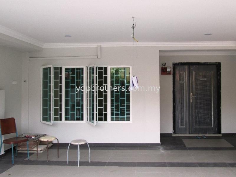 Doors and Windows - Klang / Shah Alam / Subang / Puchong Doors and Windows Port Klang, Selangor, Malaysia.  | Yap Brothers Construction Sdn Bhd
