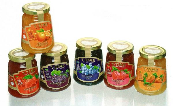 T-Time Fruit Jam (More Fruit Less Sugar) 450g T-Time Fruit Jam (More Fruit Less Sugar) 450g T-Time Penang, Pulau Pinang, Malaysia, Bayan Lepas. Manufacturer, Wholesaler, Supplier | Street's Food Products Sdn Bhd