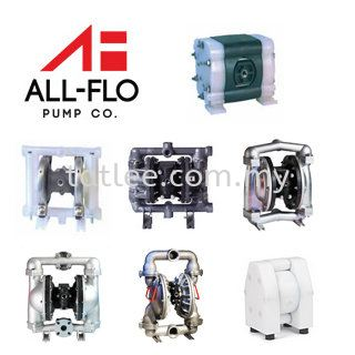 All-Flo Diaphragm Pumps Pumps and Related Spares Malaysia Supplier