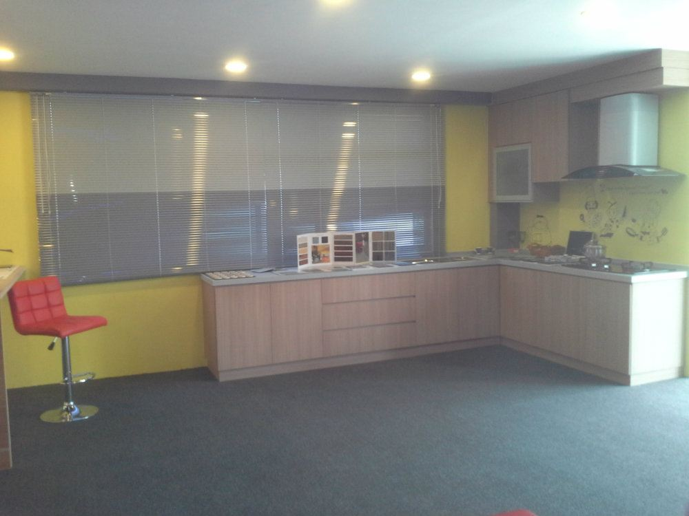 Dry Kitchen Cabinet Design Kitchen Cabinet Office Show Room Johor