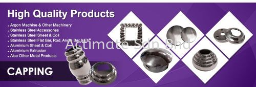 Stainless Steel Accessories Supplier Malaysia