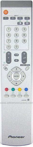 AXD1491 PIONEER PLASMA TV REMOTE CONTROL PIONEER LCD/LED TV REMOTE CONTROL Johor Bahru JB Malaysia Manufacturer & Supplier | XET Sales & Services Sdn Bhd