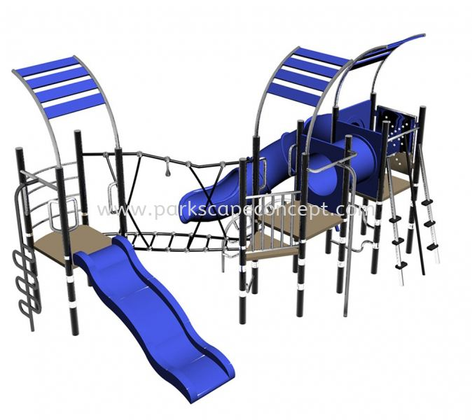 """PC 14134103 """"Modular"""" Play System ISAAC Play System Puchong, Selangor, Kuala Lumpur, KL, Malaysia. Manufacturer, Supplier, Supplies, Supply 