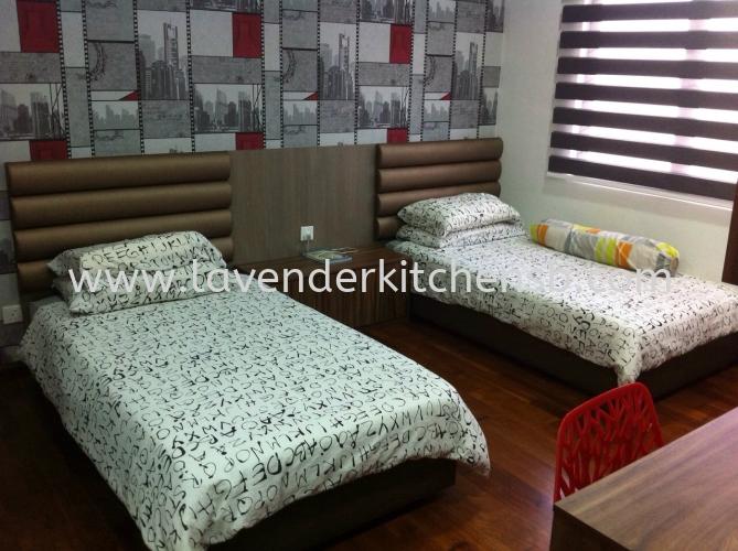 Platform & Bed Frame