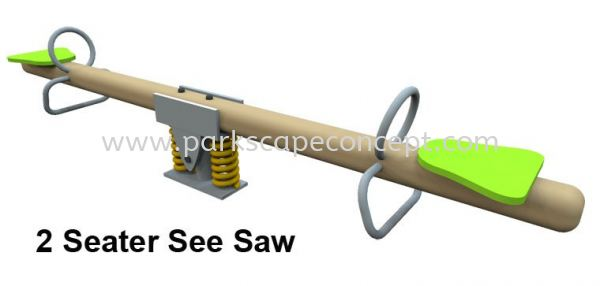 See Saw Independent Item ISAAC Play System Puchong, Selangor, Kuala Lumpur, KL, Malaysia. Manufacturer, Supplier, Supplies, Supply | Parkscape Concept Sdn Bhd