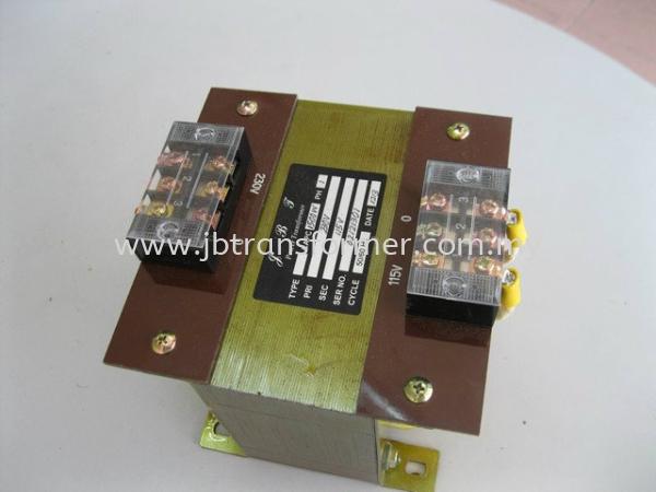 Single Phase Isolating Transformer Single Phase Transformer Johor Bahru (JB), Malaysia, Johor Jaya Manufacturer, Supplier, Supply, Supplies | JB Transformer Sdn Bhd